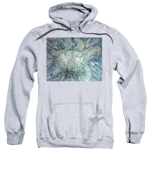 Mystical Sea Turtle Sweatshirt