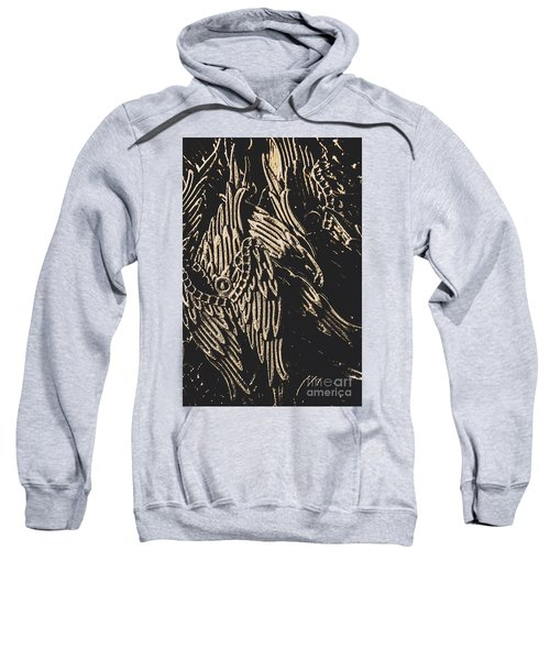 Mythical Angels From History Past Sweatshirt