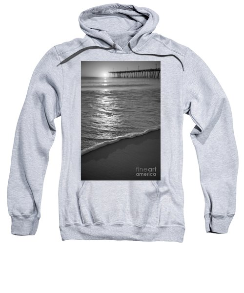 Nags Head First Light Bw Sweatshirt