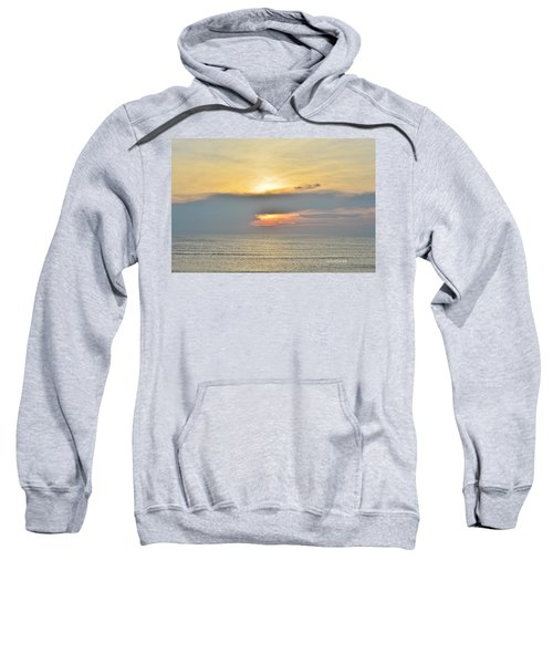 Nags Head Sunrise 7/24/16 Sweatshirt