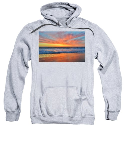 Nags Head Sunrise  Sweatshirt