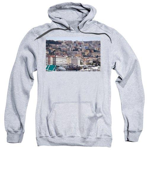 Naples In The Spring Sweatshirt
