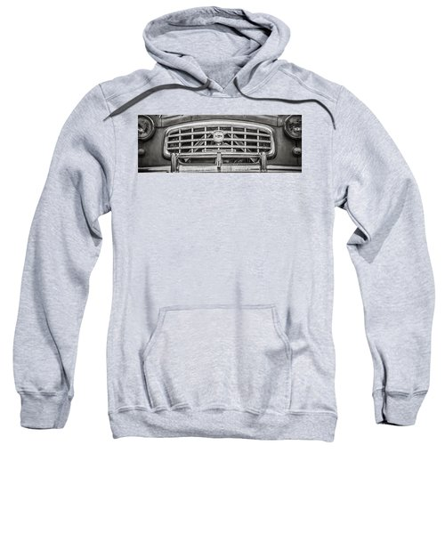 Nash Rambler - Black And White Sweatshirt