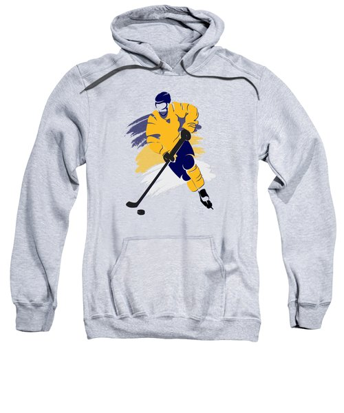 Nashville Predators Player Shirt Sweatshirt