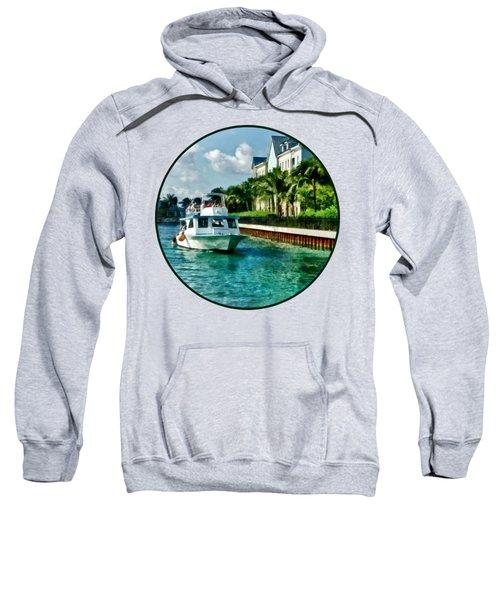 Bahamas - Ferry To Paradise Island Sweatshirt