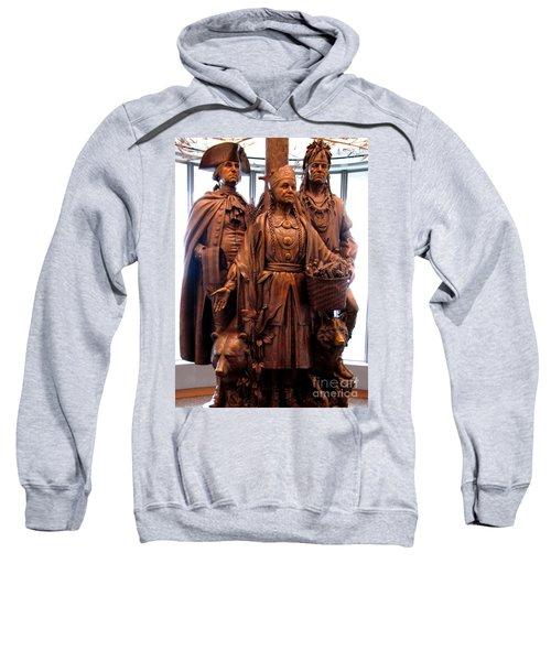 National Museum Of The American Indian 8 Sweatshirt