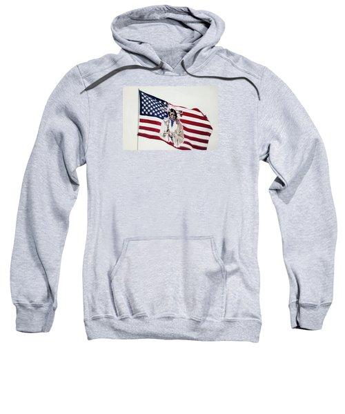 Native American Flag Sweatshirt
