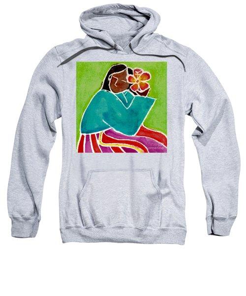 Native Girl Sweatshirt