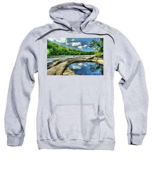 Natural Swimming Pool Sweatshirt