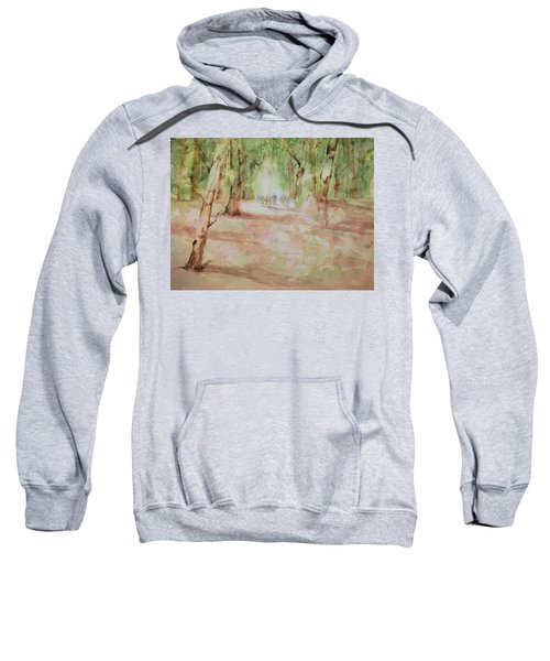 Nature At The Nature Center Sweatshirt