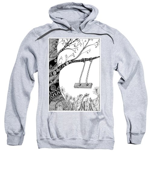 Nature Is Calling Come Out And Play Sweatshirt