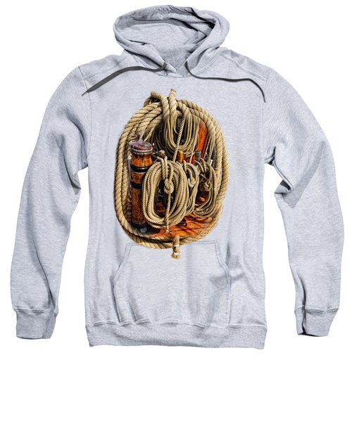 Nautical Knots 16 Sweatshirt
