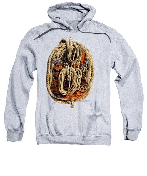Nautical Knots 16 Sweatshirt