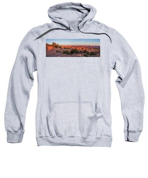 Navajo Land Morning Splendor Sweatshirt