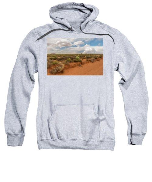 Navajo Reservation Sweatshirt