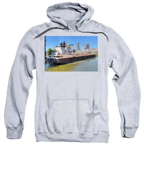 Navigating The Cuyahoga Sweatshirt