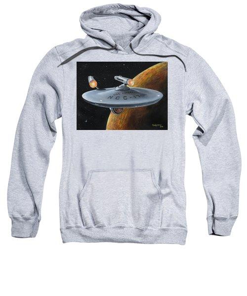 Ncc-1701 Sweatshirt