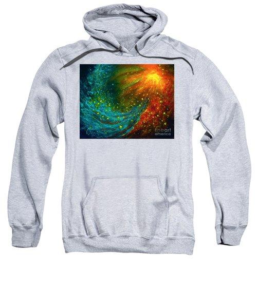 Nebulae  Sweatshirt