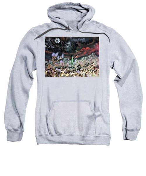 Haystack Needle Sweatshirt