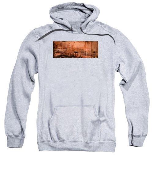 Needles Pictographs Sweatshirt