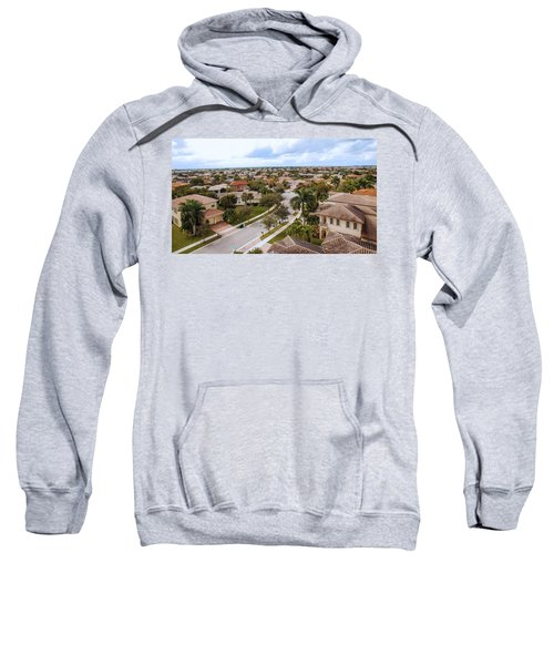 Neighborhood Aerial Sweatshirt