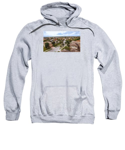 Neighborhood Aerial Sweatshirt