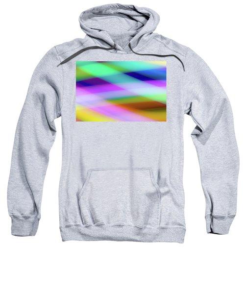Neon Crossing Sweatshirt