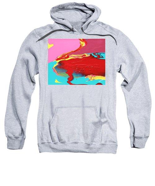 Neon Tide Sweatshirt