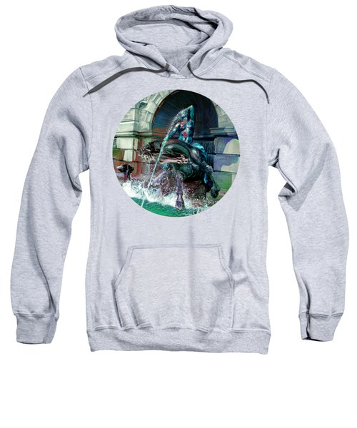 Neptune Nymph 2 Sweatshirt