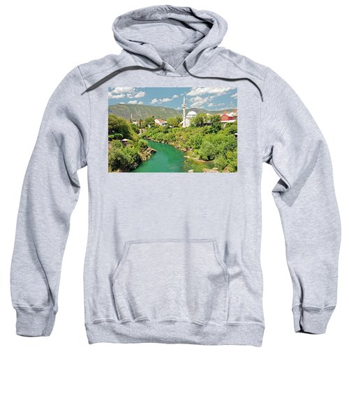 Neretva River Sweatshirt
