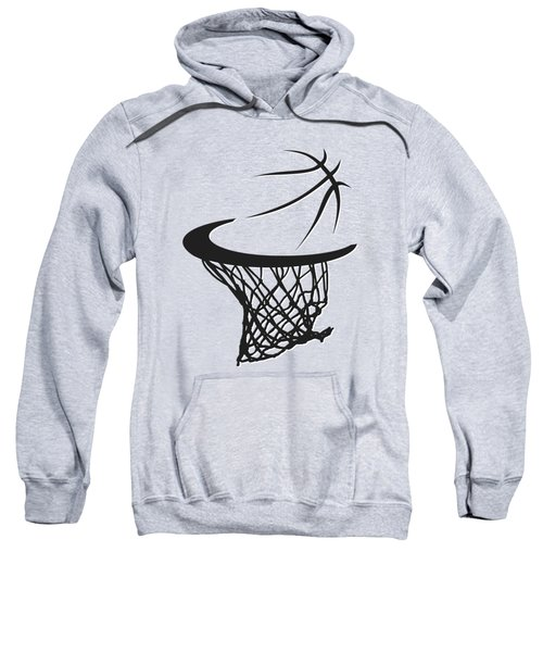Nets Basketball Hoop Sweatshirt
