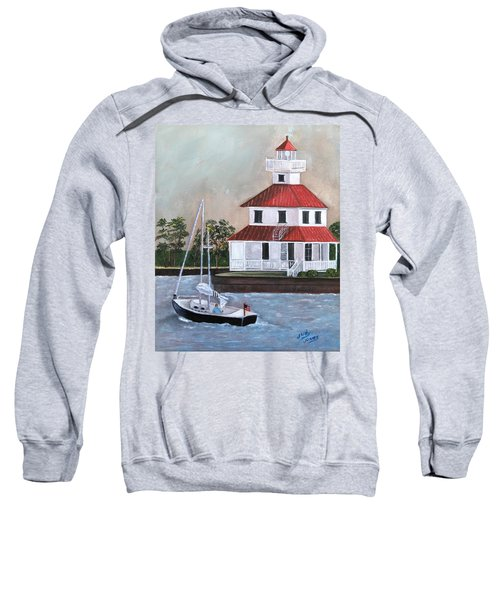 New Canal Lighthouse Sweatshirt