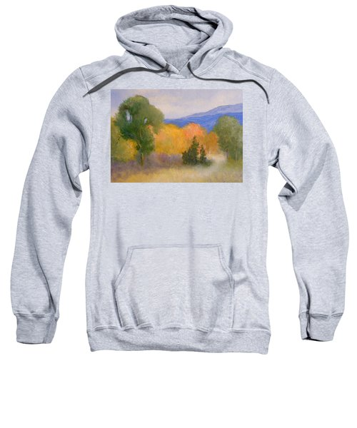 New England Fall Sweatshirt
