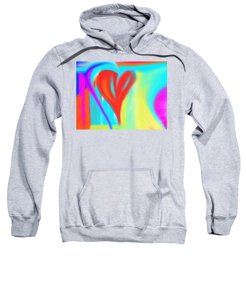 New Heart Sweatshirt