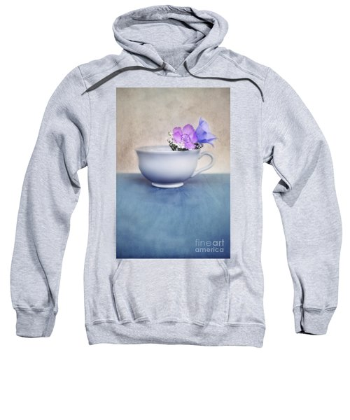 New Life For An Old Coffee Cup Sweatshirt