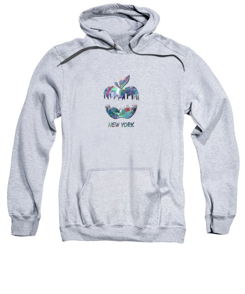 new York apple  Sweatshirt