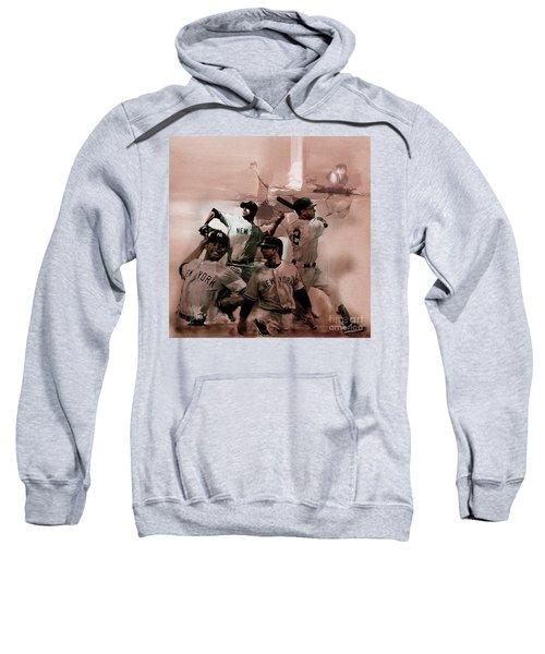 New York Baseball  Sweatshirt by Gull G