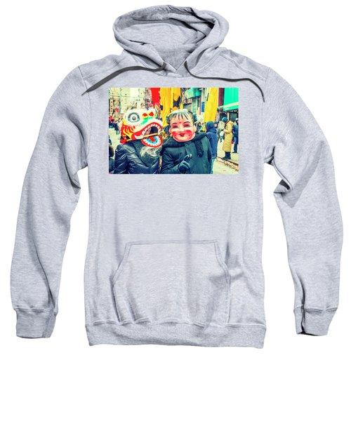 New York Chinatown Sweatshirt