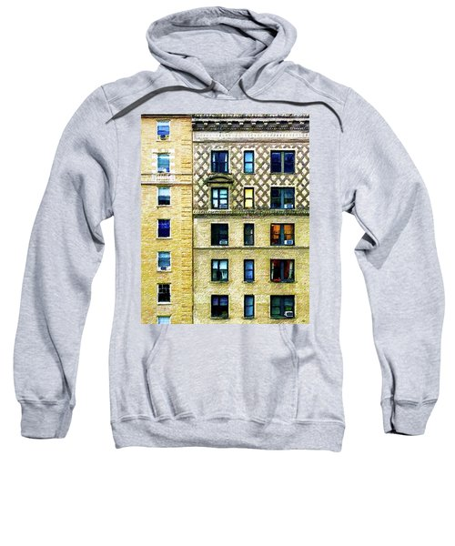 New York City Apartment Building Sweatshirt