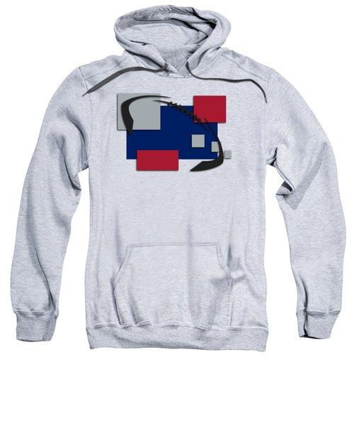 New York Giants Abstract Shirt Sweatshirt