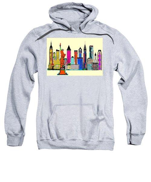 New York - The Big City Sweatshirt