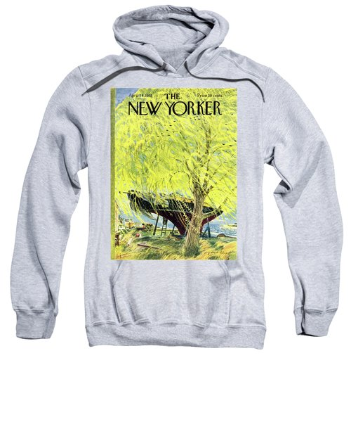 New Yorker April 26 1952 Sweatshirt