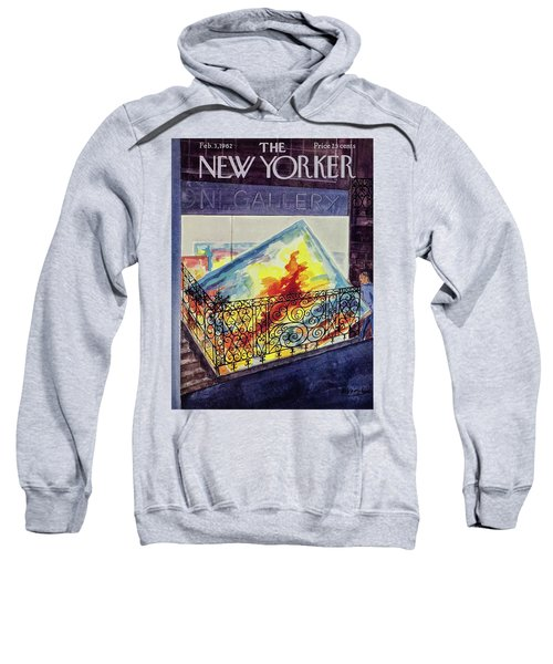 New Yorker February 03 1962 Sweatshirt