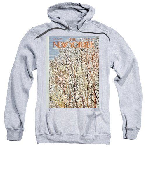 New Yorker January 31 1959 Sweatshirt