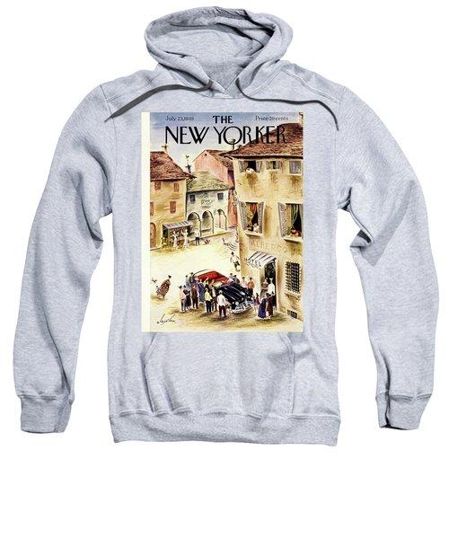 New Yorker July 23 1949 Sweatshirt