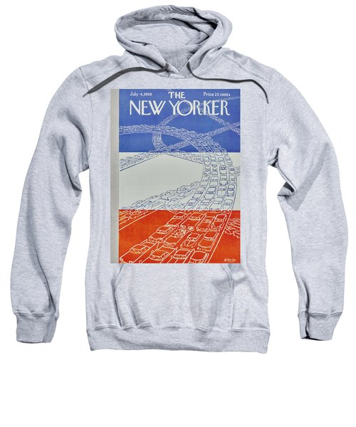 New Yorker July 4 1959 Sweatshirt