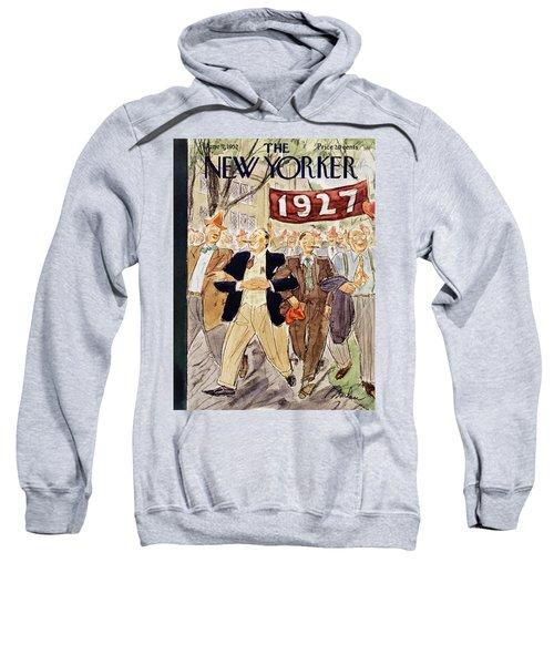 New Yorker June 7 1952 Sweatshirt