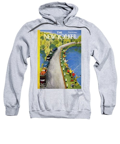New Yorker May 22 1954 Sweatshirt