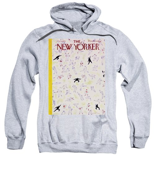 New Yorker October 1 1955 Sweatshirt