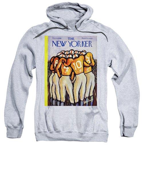 New Yorker October 25 1958 Sweatshirt